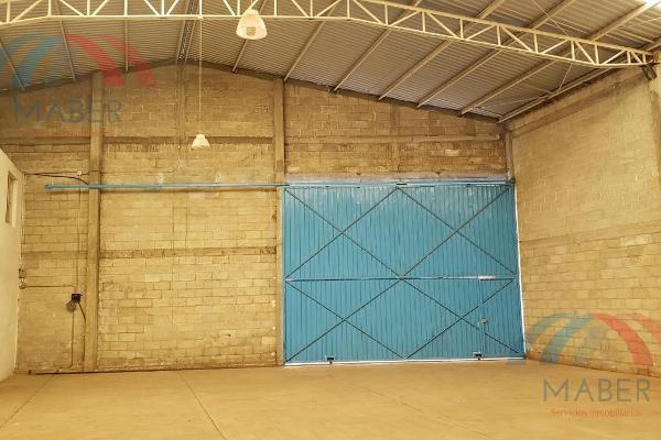 Foto de nave industrial en renta en  , sanctorum, cuautlancingo, puebla, 15232333 No. 04