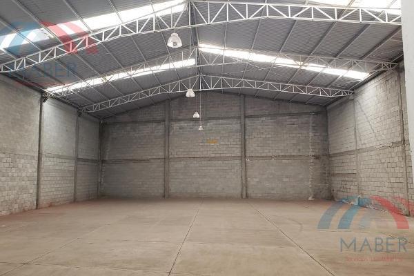 Foto de nave industrial en renta en  , sanctorum, cuautlancingo, puebla, 15232333 No. 07