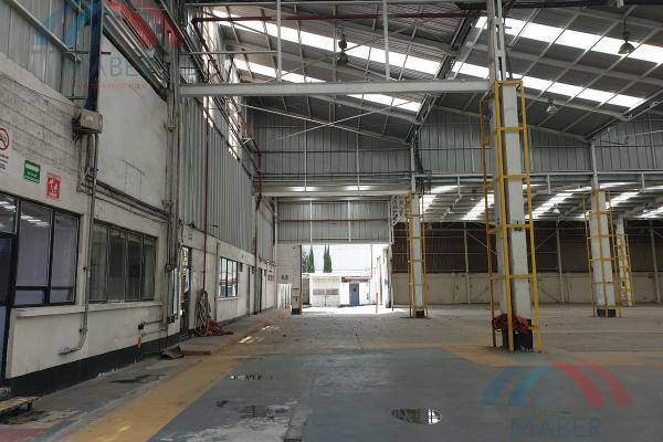 Foto de nave industrial en renta en  , sanctorum, cuautlancingo, puebla, 0 No. 05