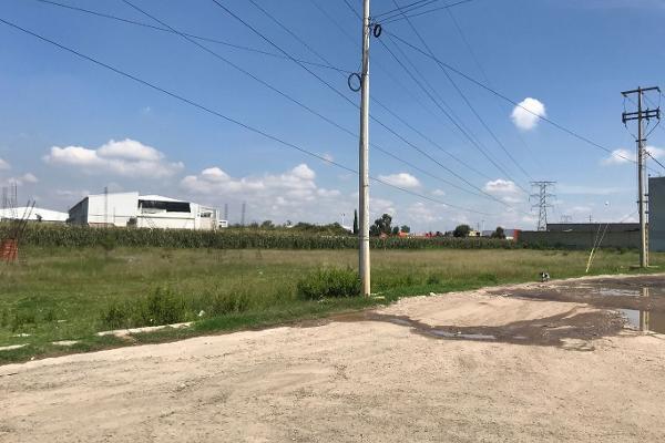 Foto de terreno industrial en venta en  , sanctorum, cuautlancingo, puebla, 5690023 No. 01
