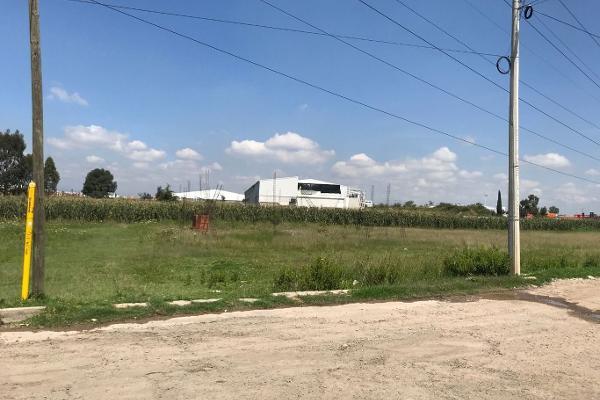 Foto de terreno industrial en venta en  , sanctorum, cuautlancingo, puebla, 5690023 No. 02