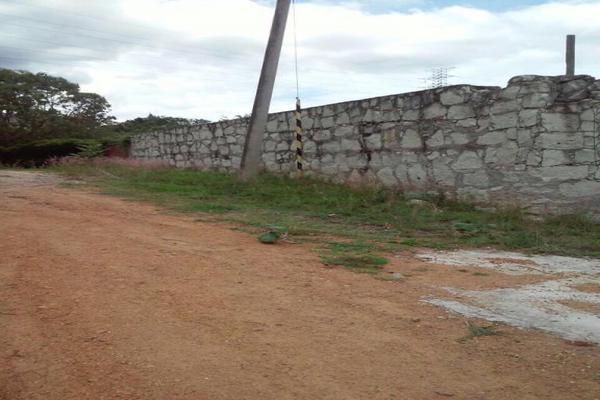Foto de terreno habitacional en venta en sandial 1, san andres huayapam, san andrés huayápam, oaxaca, 8923470 No. 01