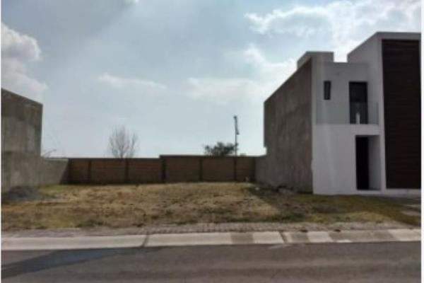 Foto de terreno habitacional en venta en sanisidro 0, nuevo juriquilla, querétaro, querétaro, 5622763 No. 01