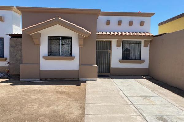 Foto de casa en renta en sanobines 6, los álamos, hermosillo, sonora, 0 No. 01