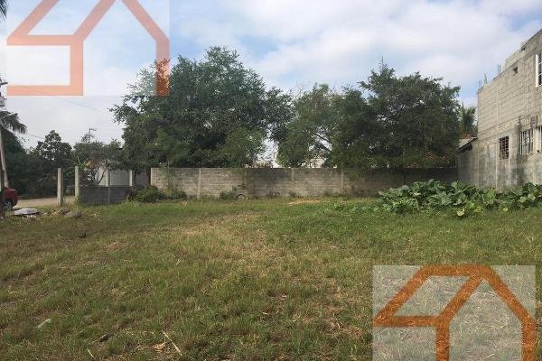 Foto de terreno habitacional en venta en  , santa amalia, altamira, tamaulipas, 11168863 No. 01
