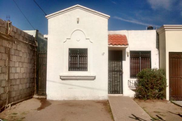 Foto de casa en renta en santa ana 17, tiro al blanco, hermosillo, sonora, 0 No. 01