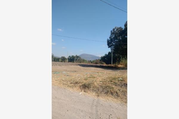 Foto de terreno habitacional en venta en  , santa ana coatepec, huaquechula, puebla, 4650861 No. 02