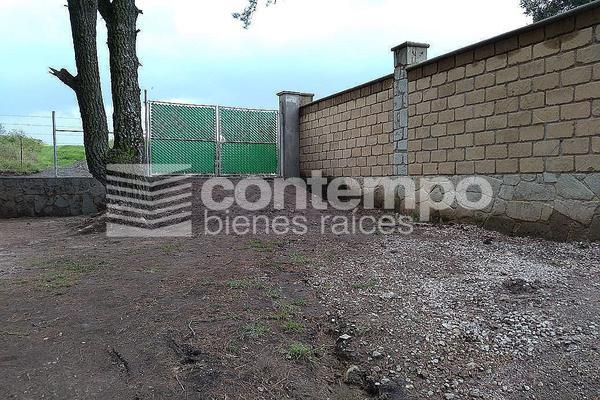 Foto de terreno habitacional en venta en  , santa ana jilotzingo, jilotzingo, méxico, 14024566 No. 06