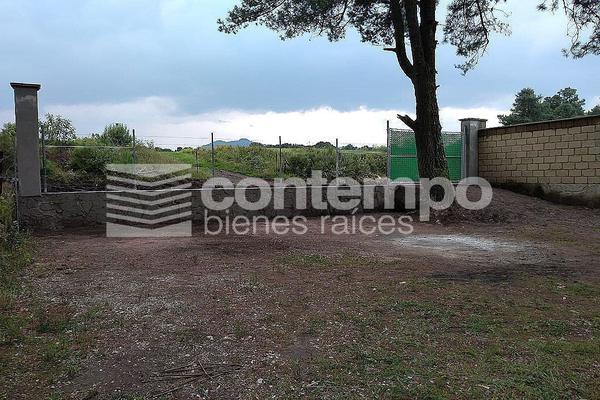 Foto de terreno habitacional en venta en  , santa ana jilotzingo, jilotzingo, méxico, 14024566 No. 08