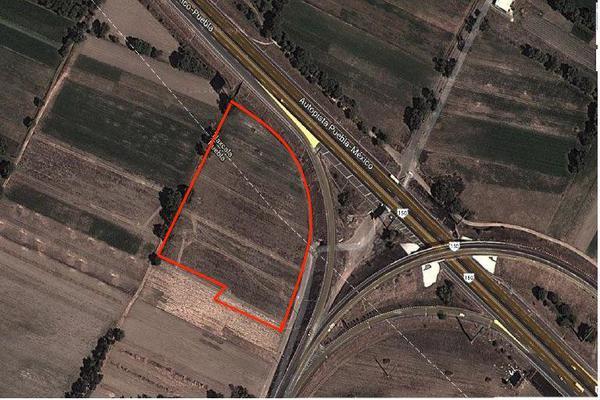Foto de terreno comercial en venta en  , santa ana xalmimilulco, huejotzingo, puebla, 8367052 No. 01