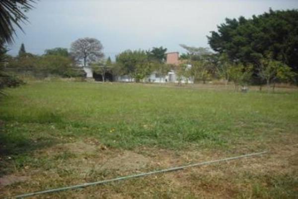 Foto de terreno habitacional en venta en  , santa anita, jiutepec, morelos, 12951321 No. 01