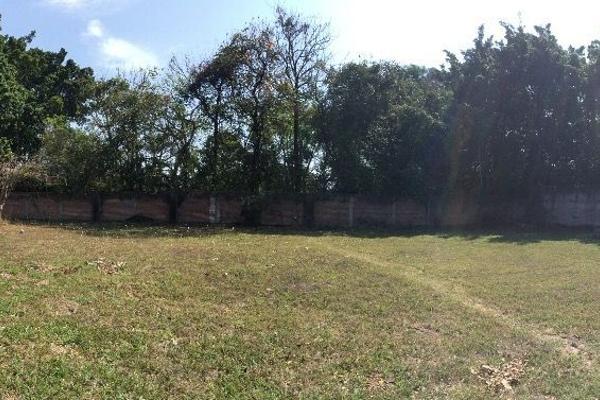 Foto de terreno habitacional en venta en  , santa anita, jiutepec, morelos, 4660175 No. 01