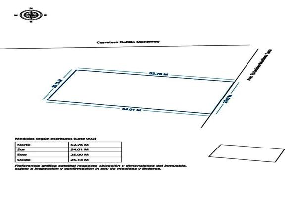 Foto de terreno habitacional en venta en  , santa catalina, santa catarina, nuevo león, 18754843 No. 01