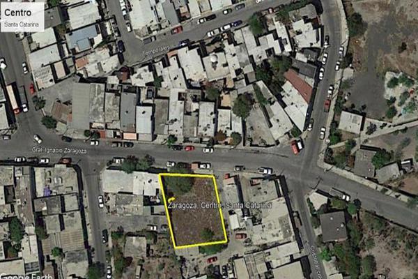 Foto de terreno habitacional en venta en  , santa catalina, santa catarina, nuevo león, 20089461 No. 01