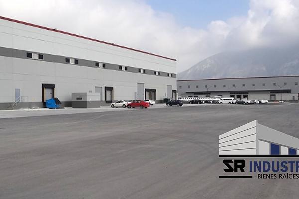Foto de nave industrial en renta en  , santa catarina centro, santa catarina, nuevo león, 5810746 No. 01