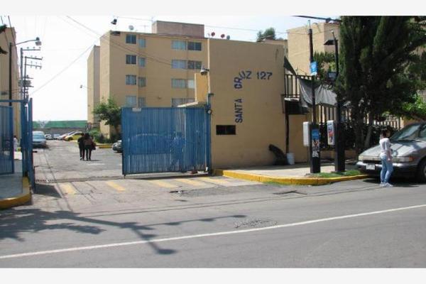 Foto de departamento en venta en santa cruz 127, los olivos, tláhuac, df / cdmx, 0 No. 01
