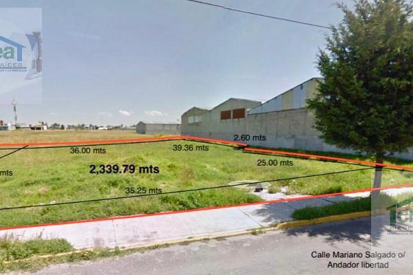 Foto de terreno habitacional en venta en  , santa cruz atzcapotzaltongo centro, toluca, méxico, 11726455 No. 01