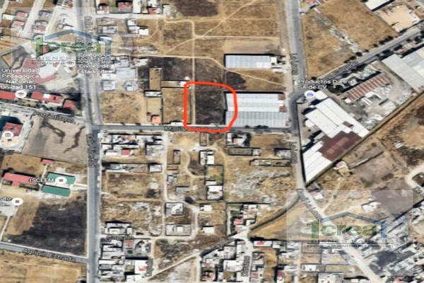 Foto de terreno habitacional en venta en  , santa cruz atzcapotzaltongo centro, toluca, méxico, 11726455 No. 03