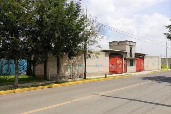Foto de terreno habitacional en venta en . ., santa cruz azcapotzaltongo, toluca, méxico, 5936083 No. 01