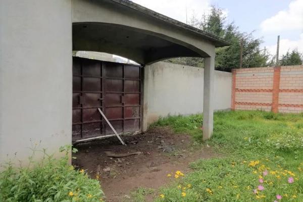 Foto de terreno habitacional en venta en . ., santa cruz azcapotzaltongo, toluca, méxico, 5936083 No. 02