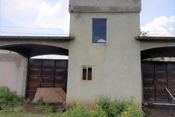 Foto de terreno habitacional en venta en . ., santa cruz azcapotzaltongo, toluca, méxico, 5936083 No. 04