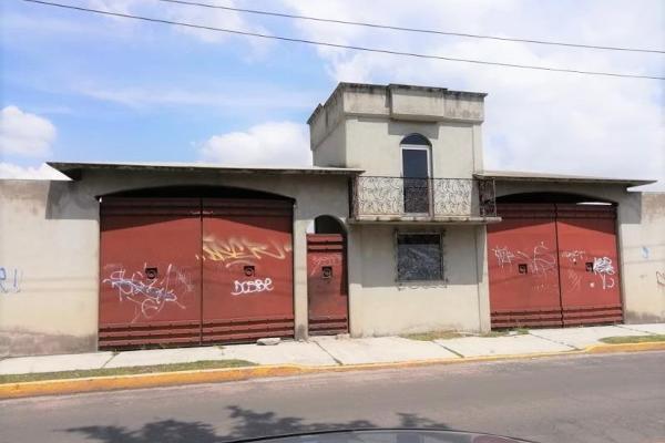 Foto de terreno habitacional en venta en . ., santa cruz azcapotzaltongo, toluca, méxico, 5936083 No. 05