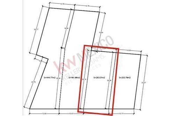 Foto de terreno habitacional en venta en  , santa cruz buenavista, puebla, puebla, 8854038 No. 01