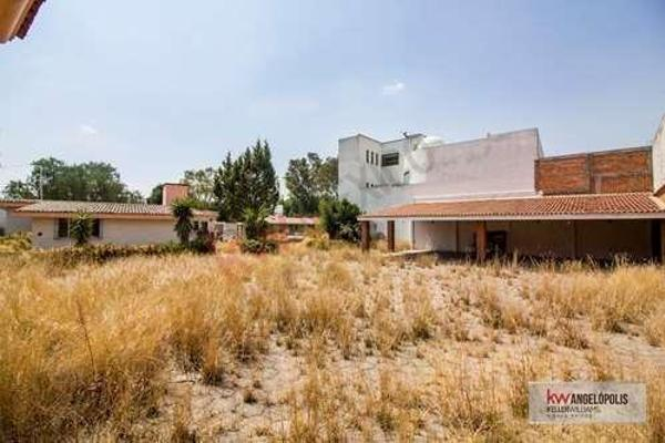 Foto de terreno habitacional en venta en  , santa cruz buenavista, puebla, puebla, 8854038 No. 23