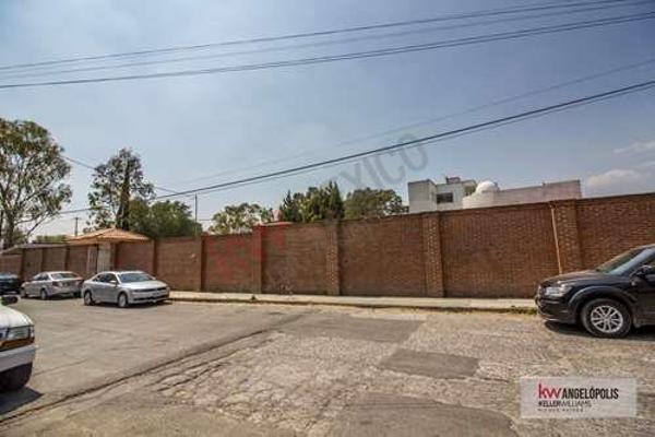 Foto de terreno habitacional en venta en  , santa cruz buenavista, puebla, puebla, 8854038 No. 29