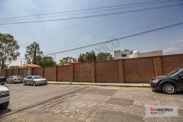 Foto de terreno habitacional en venta en  , santa cruz buenavista, puebla, puebla, 8854038 No. 39