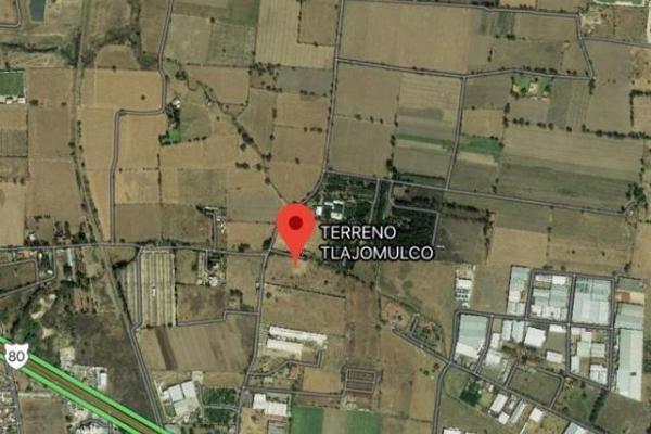 Foto de terreno habitacional en venta en  , santa cruz de las flores, tlajomulco de zúñiga, jalisco, 16285811 No. 01