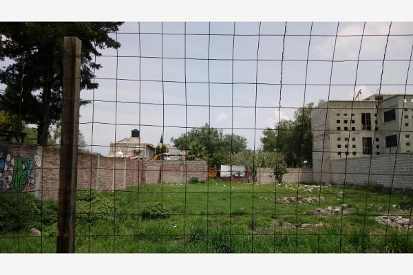 Foto de terreno habitacional en venta en santa cruz , san lorenzo, zumpango, méxico, 5419126 No. 01