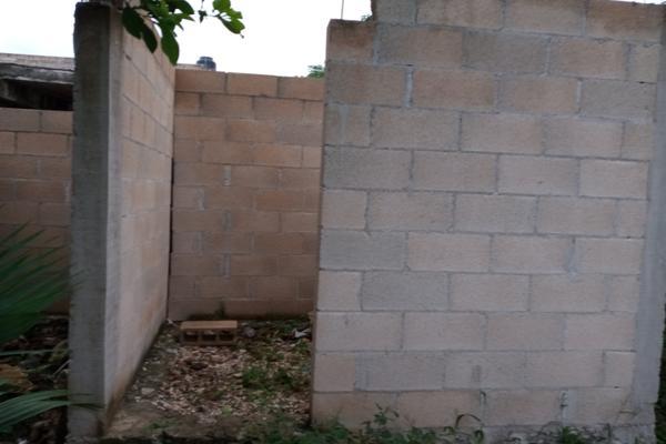 Foto de terreno habitacional en venta en  , santa cruz, tizimín, yucatán, 0 No. 04