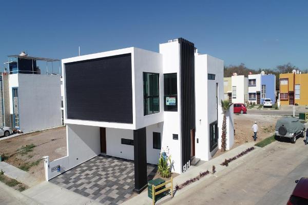 Foto de casa en venta en santa elena , real del valle, mazatlán, sinaloa, 6213865 No. 01