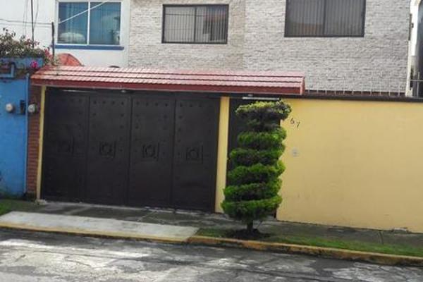 Foto de casa en renta en  , santa elena, san mateo atenco, méxico, 12263062 No. 01