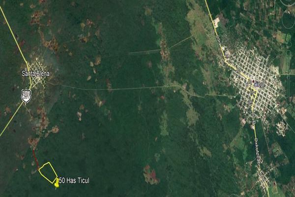 Foto de terreno habitacional en venta en  , santa elena, santa elena, yucatán, 8321921 No. 07