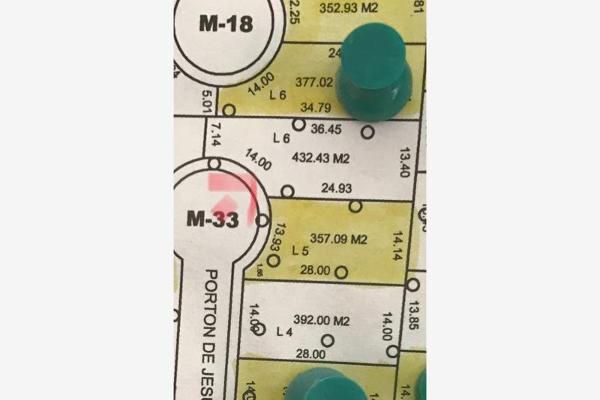 Foto de terreno habitacional en venta en santa elodia jesus m33 l6, fraccionamiento lagos, torreón, coahuila de zaragoza, 5448509 No. 01
