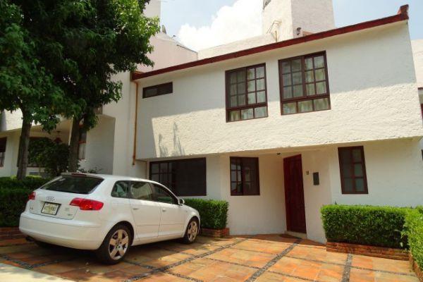 Casa en santa fe en renta id 3496758 for Casas en renta df
