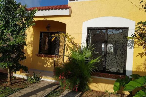 Foto de casa en renta en  , santa fe plus, benito juárez, quintana roo, 8075265 No. 01