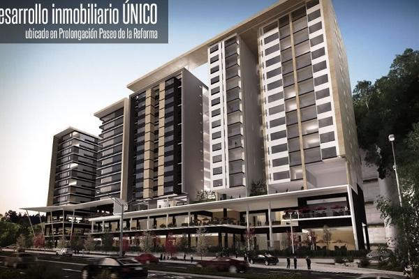 Foto de departamento en venta en  , santa fe centro ciudad, álvaro obregón, distrito federal, 3422262 No. 02