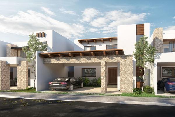 Foto de casa en venta en  , santa gertrudis copo, mérida, yucatán, 10118697 No. 01