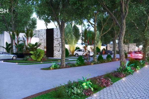 Foto de terreno habitacional en venta en  , santa gertrudis copo, mérida, yucatán, 14027826 No. 11