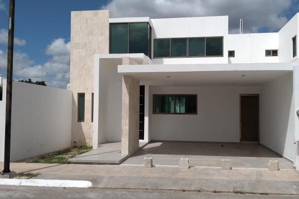 Foto de casa en venta en  , santa gertrudis copo, mérida, yucatán, 14027862 No. 01