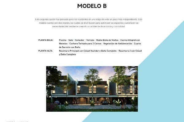 Foto de casa en venta en  , santa gertrudis copo, mérida, yucatán, 14038653 No. 08