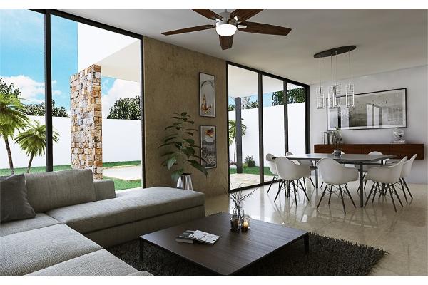 Foto de casa en venta en  , santa gertrudis copo, mérida, yucatán, 1461883 No. 02