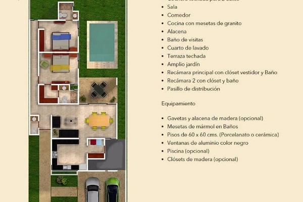 Foto de casa en venta en  , santa gertrudis copo, mérida, yucatán, 2630013 No. 04