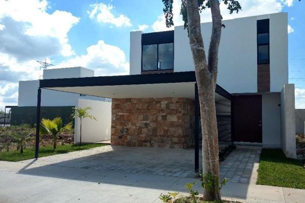 Foto de casa en venta en  , santa gertrudis copo, mérida, yucatán, 4633440 No. 01