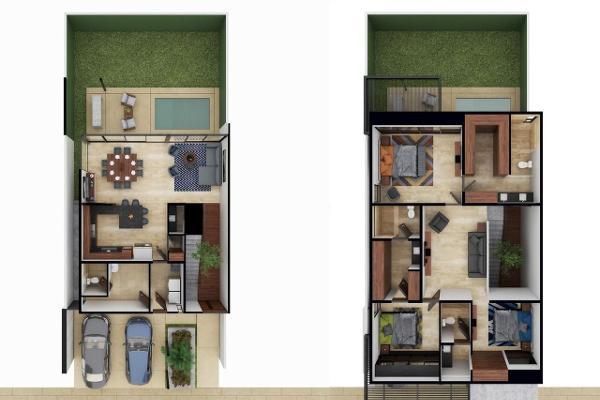 Foto de casa en venta en  , santa gertrudis copo, mérida, yucatán, 4675001 No. 06