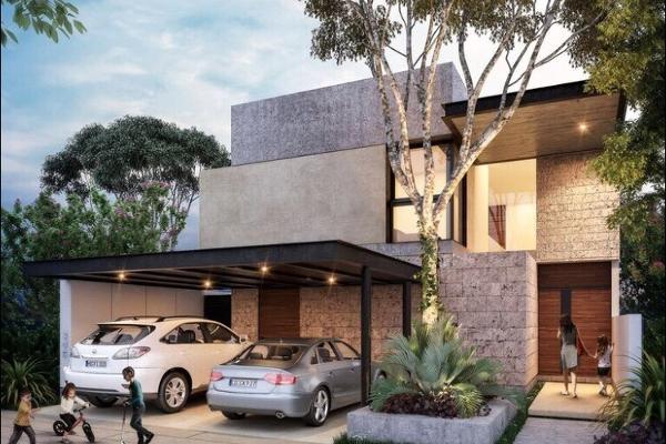 Foto de casa en venta en  , santa gertrudis copo, mérida, yucatán, 5800294 No. 01