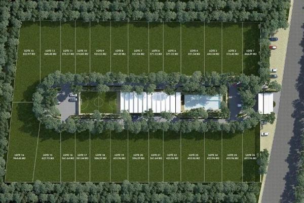 Foto de terreno habitacional en venta en  , santa gertrudis copo, mérida, yucatán, 7131671 No. 01
